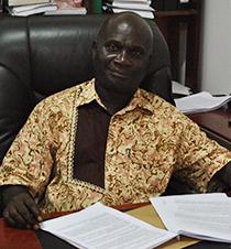 Prof. Kofi Agyekum